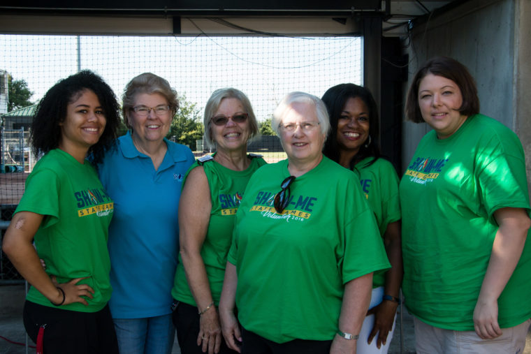 Show-Me State Games Volunteer
