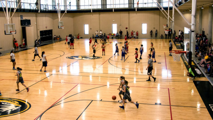 Show-Me State Games Hoopin It Up Basketball Tournament