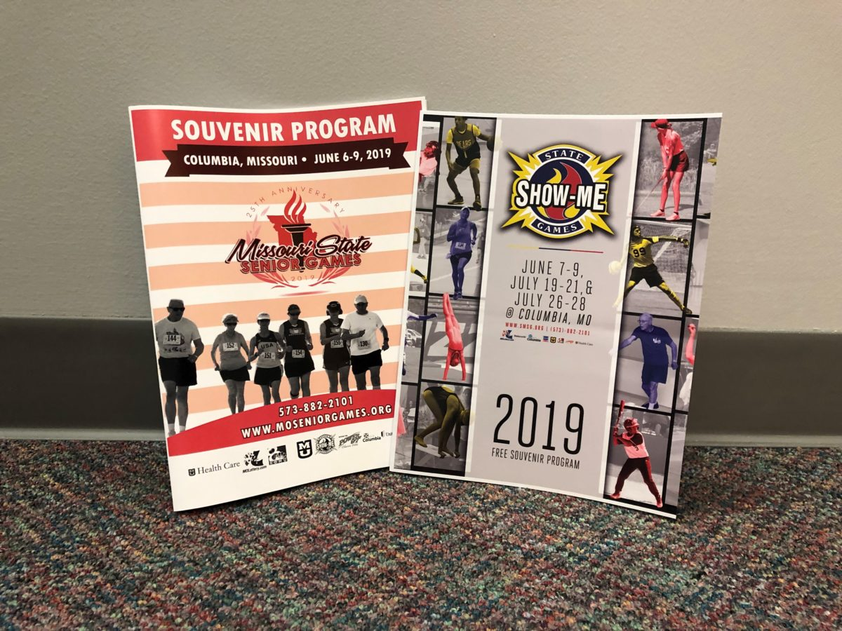 2019 Programs • SHOW-ME STATE GAMES